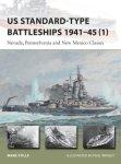 US Standard-type Battleships 1941-45 (1)