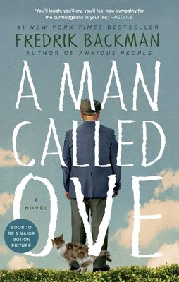 Cover art for A Man Called Ove