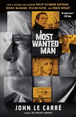 Cover art for A Most Wanted Man