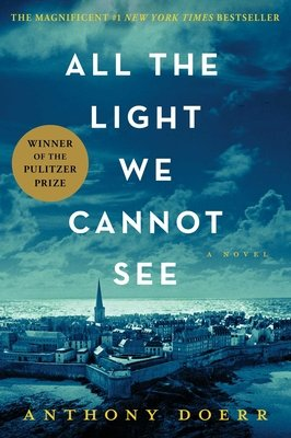 Cover art for All the Light We Cannot See