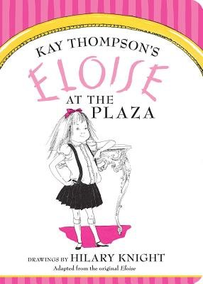 Cover of Eloise at the Plaza
