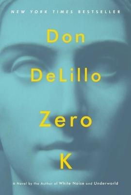 Cover art for Zero K