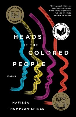 Cover of Heads of the Colored People: Stories