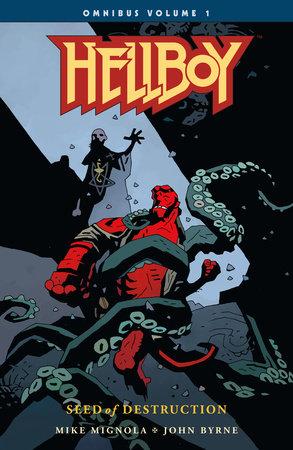 Hellboy: All-Seeing Eye (Novel)
