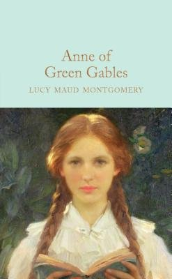 Cover art for Anne of Green Gables