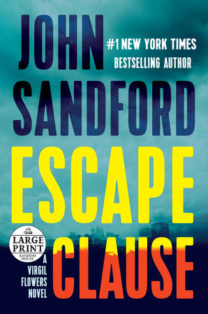 Escape Clause book cover