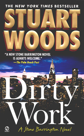 Dirty Work book cover
