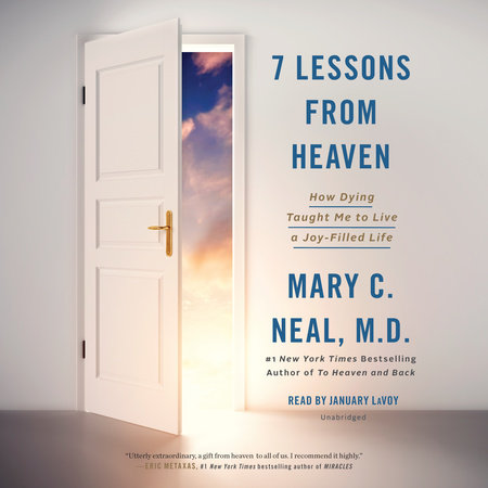 7 Lessons from Heaven book cover