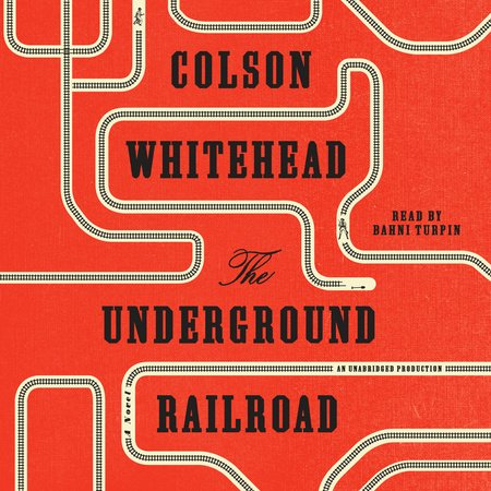 The Underground Railroad (Oprah's Book Club) book cover