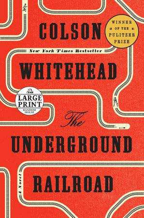 The Underground Railroad (Oprah's Book Club) book cover