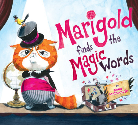 Marigold's Disappearing Magic Act