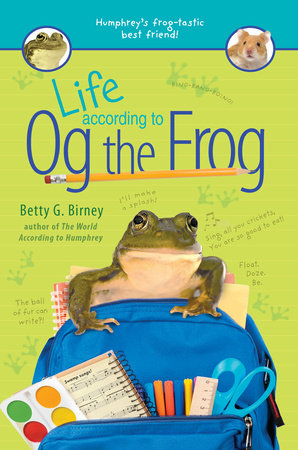 Life According to Og the Frog