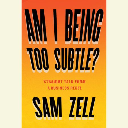 Am I Being Too Subtle? book cover