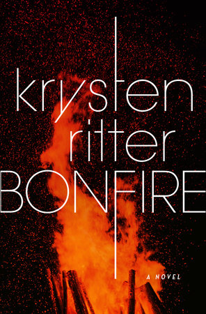 Cover of Bonfire