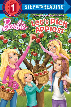 Barbie learn to read books