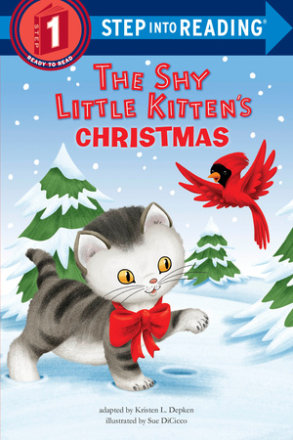 The Shy Little Kitten's Christmas