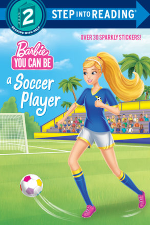 You Can Be A Soccer Player (barbie)