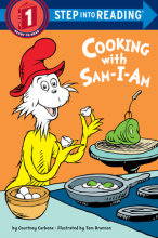 Step into reading sunny day cooking with sam i am fandeluxe Choice Image