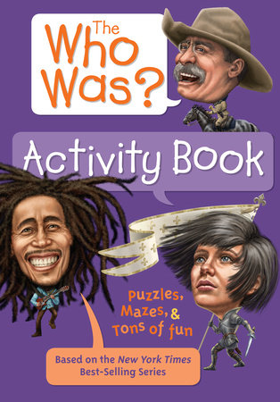 The Who Was? Activity Book