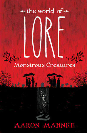 Cover art for The World of Lore: Monstrous Creatures