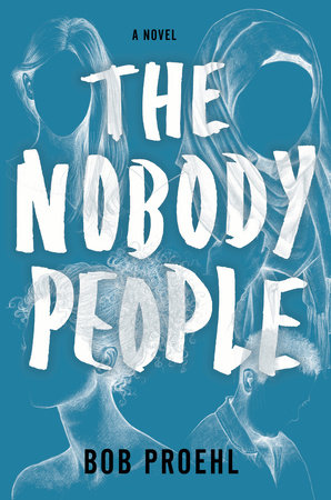 The Nobody People book cover