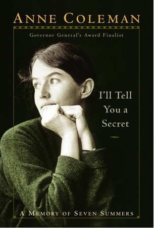 I'll Tell You A Secret by Anne Coleman