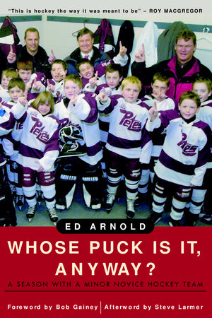 Whose Puck Is It, Anyway? by