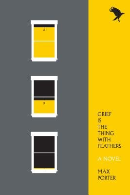 Cover art for Grief Is the Thing with Feathers