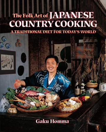 The Folk Art of Japanese Country Cooking