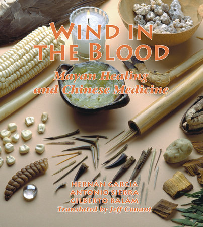 Wind in the Blood by Antonio Sierra, Hernan Garcia and Gilberto Balam