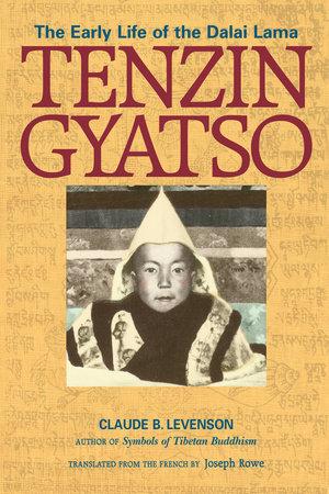 Tenzin Gyatso by Claude B. Levenson