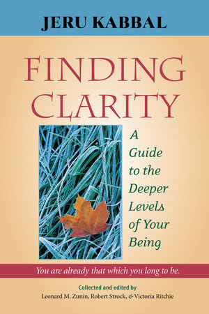 Finding Clarity by