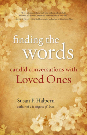 Finding the Words by Susan P. Halpern