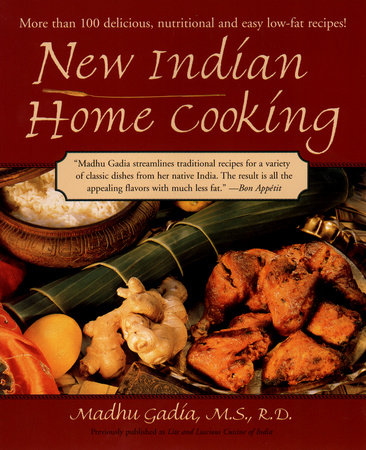 New Indian Home Cooking