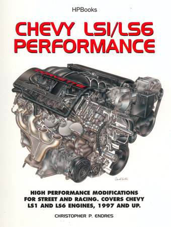 Chevy LS1/LS6 Performance HP1407
