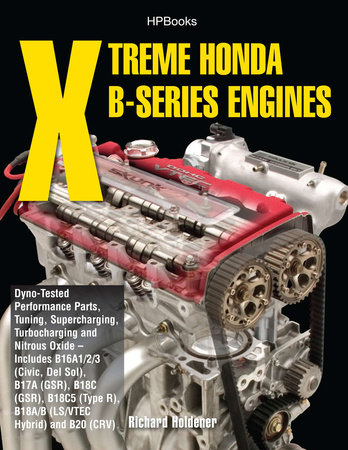 Xtreme Honda B-Series Engines HP1552