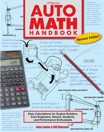 Auto Math Handbook HP1554