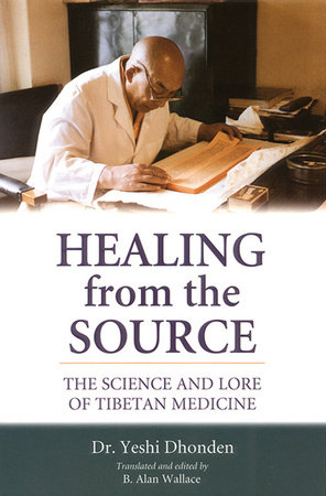 Healing from the Source by