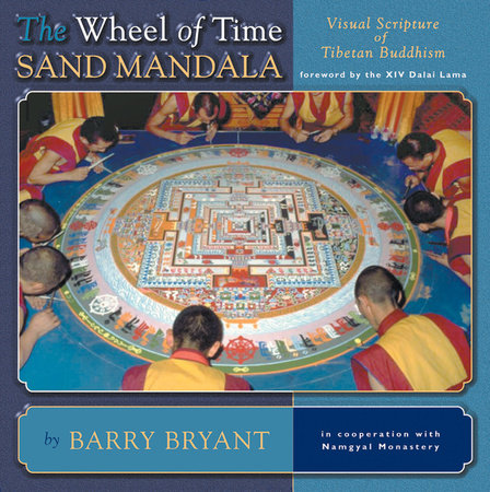 The Wheel of Time Sand Mandala by