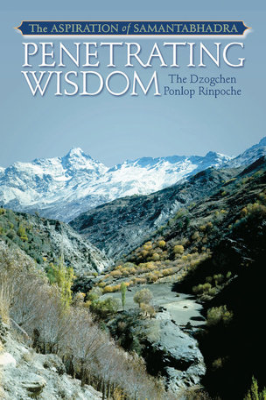 Penetrating Wisdom by Dzogchen Ponlop
