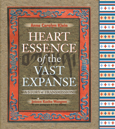 Heart Essence of the Vast Expanse by