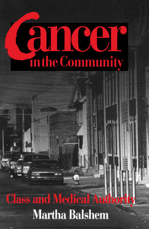Cancer in the Community by