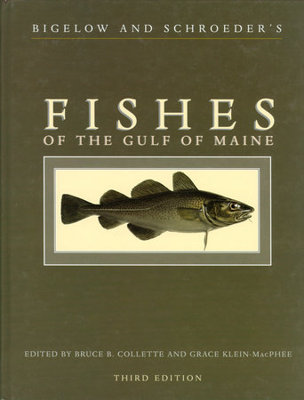 Bigelow and Schroeder's Fishes of the Gulf of Maine, Third Edition by Grace Klein-Macphee and Bruce B. Collette