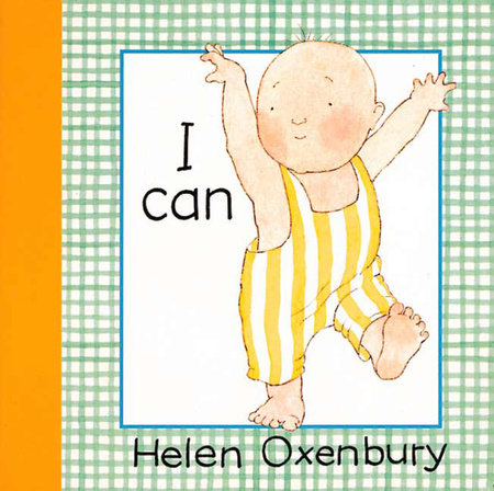 I Can by Helen Oxenbury