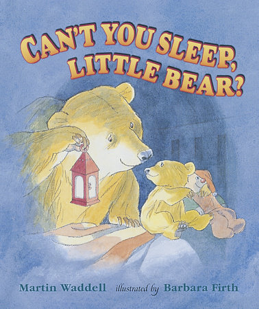 Can't You Sleep, Little Bear? Big Book by