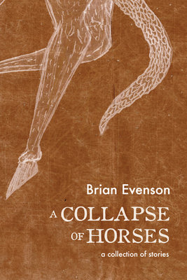 Cover art for A Collapse of Horses