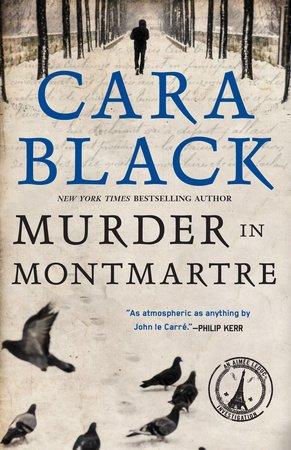 Murder in Montmartre by