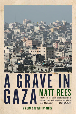 Grave in Gaza by
