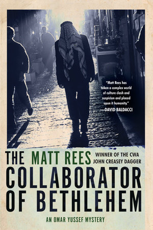 Collaborator of Bethlehem by Matt Beynon Rees