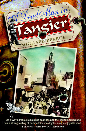 Dead Man in Tangier by Michael Pearce